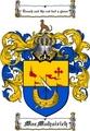 Thumbnail Macmuhuirich Family Crest  Macmuhuirich Coat of Arms