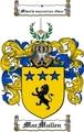 Thumbnail Macmullen Family Crest  Macmullen Coat of Arms