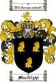 Thumbnail Macnight Family Crest  Macnight Coat of Arms