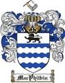 Thumbnail Macphilbin Family Crest  Macphilbin Coat of Arms
