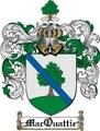 Thumbnail Macquattie Family Crest  Macquattie Coat of Arms