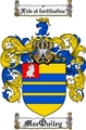 Thumbnail Macquiley Family Crest  Macquiley Coat of Arms