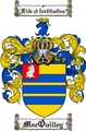 Thumbnail Macquilley Family Crest  Macquilley Coat of Arms