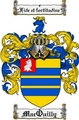 Thumbnail Macquilly Family Crest  Macquilly Coat of Arms