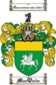 Thumbnail Macquin Family Crest  Macquin Coat of Arms