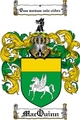 Thumbnail Macquinn Family Crest  Macquinn Coat of Arms
