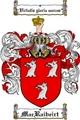 Thumbnail Macraibeirt Family Crest  Macraibeirt Coat of Arms
