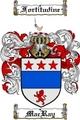 Thumbnail Macray Family Crest  Macray Coat of Arms