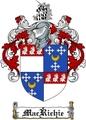 Thumbnail Macrichie Family Crest  Macrichie Coat of Arms