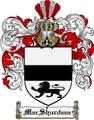 Thumbnail Macshurdane Family Crest  Macshurdane Coat of Arms