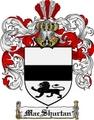 Thumbnail Macshurtan Family Crest  Macshurtan Coat of Arms