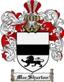 Thumbnail Macshurton Family Crest  Macshurton Coat of Arms