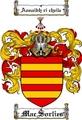 Thumbnail Macsorlies Family Crest  Macsorlies Coat of Arms