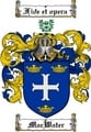Thumbnail Macwater Family Crest  Macwater Coat of Arms