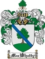 Thumbnail Macwhatty Family Crest  Macwhatty Coat of Arms