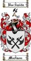 Thumbnail Madison Family Crest  Madison Coat of Arms