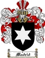 Thumbnail Madrid Family Crest  Madrid Coat of Arms