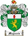 Thumbnail Magennis Family Crest  Magennis Coat of Arms