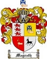Thumbnail Magrath Family Crest  Magrath Coat of Arms