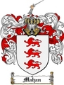 Thumbnail Mahan Family Crest  Mahan Coat of Arms