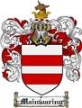 Thumbnail Mainwaring Family Crest Mainwaring Coat of Arms Digital Download