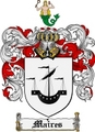 Thumbnail Maires Family Crest  Maires Coat of Arms