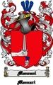 Thumbnail Mancani Family Crest  Mancani Coat of Arms Digital Download
