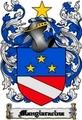 Thumbnail Mangiaracina Family Crest  Mangiaracina Coat of Arms Digital Download