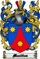 Thumbnail Manitius Family Crest  Manitius Coat of Arms Digital Download