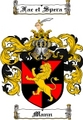 Thumbnail Mann Family Crest  Mann Coat of Arms