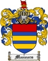 Thumbnail Manners Family Crest Manners Coat of Arms Digital Download
