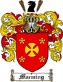 Thumbnail Manning Family Crest / Manning Coat of Arms