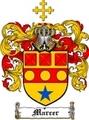 Thumbnail Marcer Family Crest  Marcer Coat of Arms