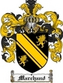 Thumbnail Marchand Family Crest Marchand Coat of Arms Digital Download
