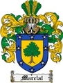 Thumbnail Marcial Family Crest  Marcial Coat of Arms