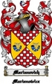 Thumbnail Marianovich Family Crest  Marianovich Coat of Arms Digital Download