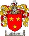 Thumbnail Marlott Family Crest  Marlott Coat of Arms