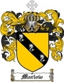 Thumbnail Marlow Family Crest  Marlow Coat of Arms