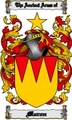 Thumbnail Maron Family Crest  Maron Coat of Arms Digital Download