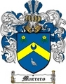 Thumbnail Marrero Family Crest  Marrero Coat of Arms