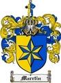 Thumbnail Marrtin Family Crest  Marrtin Coat of Arms