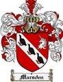 Thumbnail Marsden Family Crest Marsden Coat of Arms Digital Download