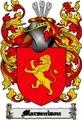 Thumbnail Marsenison Family Crest  Marsenison Coat of Arms Digital Download