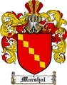 Thumbnail Marshal Family Crest  Marshal Coat of Arms