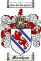 Thumbnail Marsham Family Crest Marsham Coat of Arms Digital Download