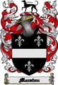 Thumbnail Marston Family Crest  Marston Coat of Arms Digital Download