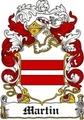 Thumbnail Martin Family Crest / Martin Coat of Arms