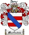 Thumbnail Martindale Family Crest Martindale Coat of Arms Digital Download