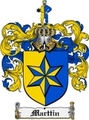 Thumbnail Marttin Family Crest  Marttin Coat of Arms