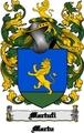 Thumbnail Martufi Family Crest  Martufi Coat of Arms Digital Download